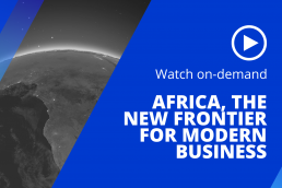Africa, the new frontier for modern business