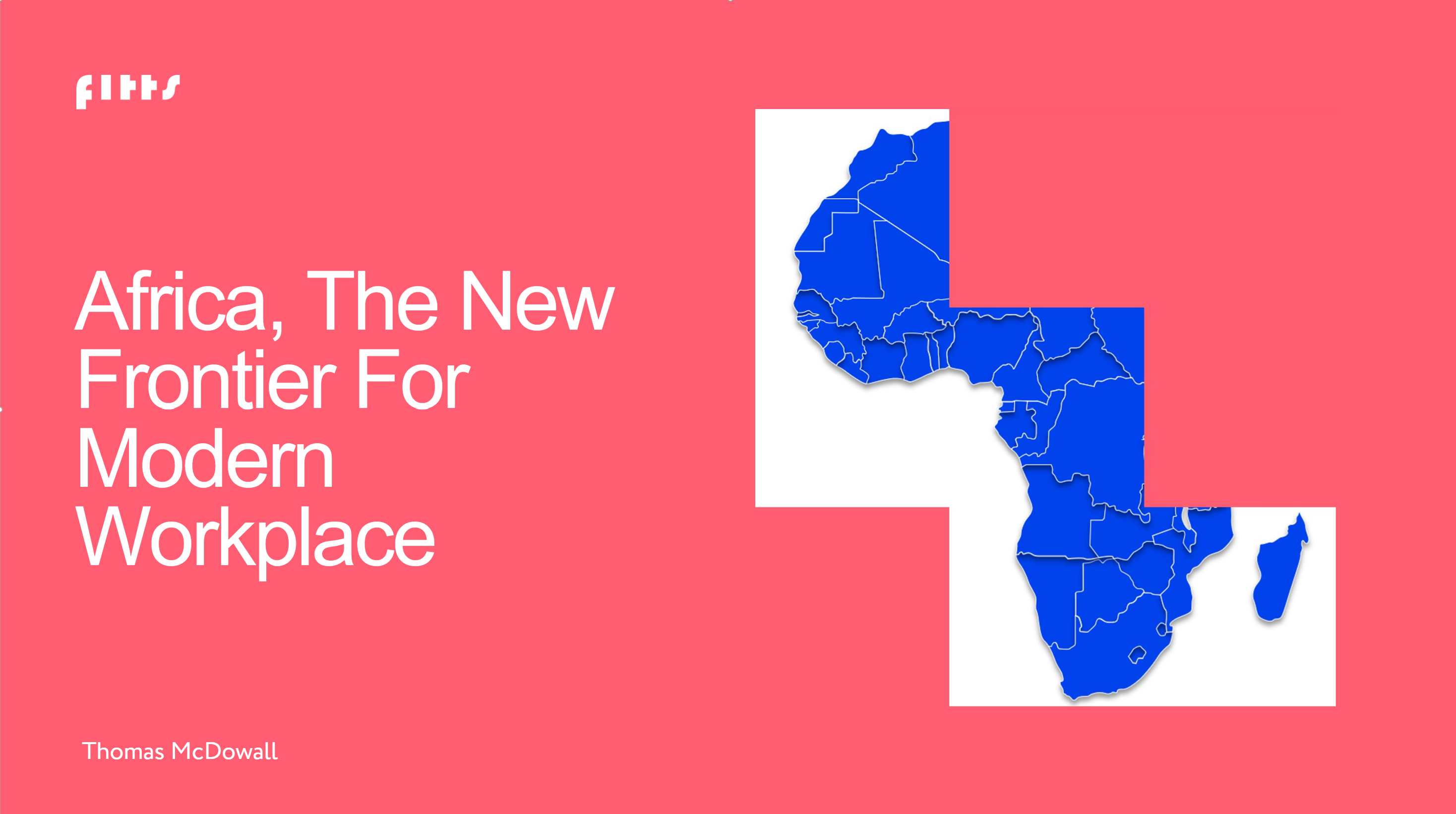 africa, the new frontier of modern workplace
