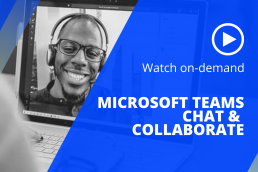 Microsoft Teams Chat and Collaborate