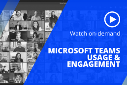 Microsoft Teams Usage and Engagement